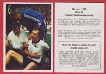 West Germany Franz Beckenbauer 30